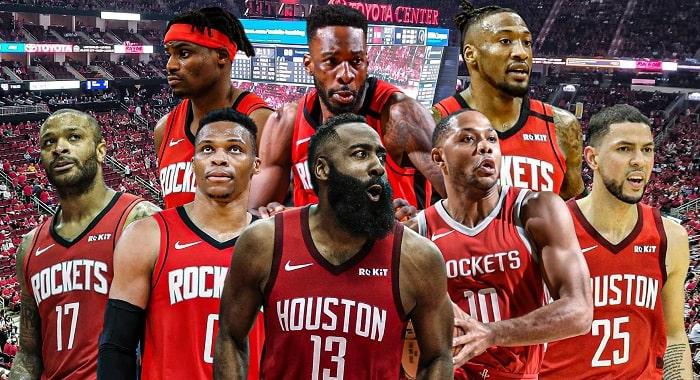 Houston Rockets Players Salaries