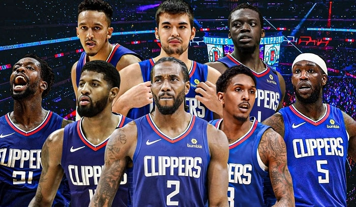 Los Angeles Clippers Players Salaries 2021-22