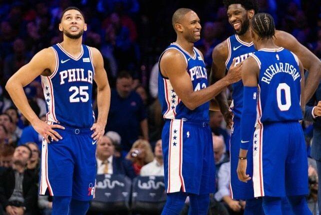 Philadelphia 76ers Players Salaries