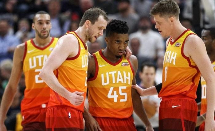 Utah Jazz Players Salaries